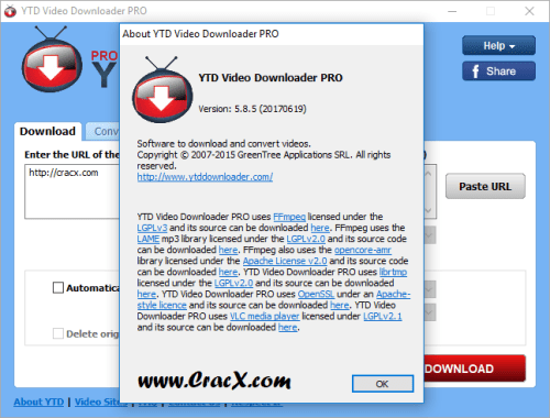 YTD Video Downloader Pro 5.8.5 Keygen & Activator Download