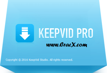 KeepVid Pro 6.3.2.0 Crack Patch & Serial Key Download