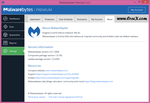 Malwarebytes Premium 3.2.1.2008 Beta 2 + Serial Key Download