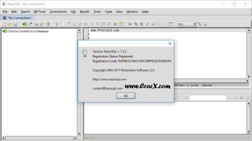 RazorSQL 7.3.2 Full Crack & Serial Key Full Download
