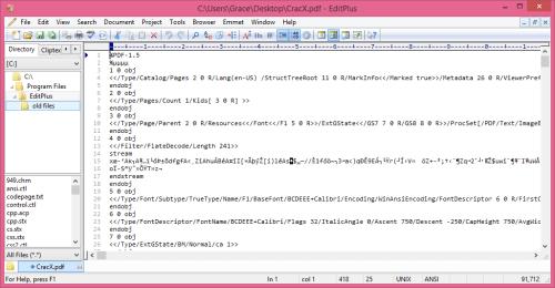 EditPlus 4.3 build 2434 License Key + Crack Download