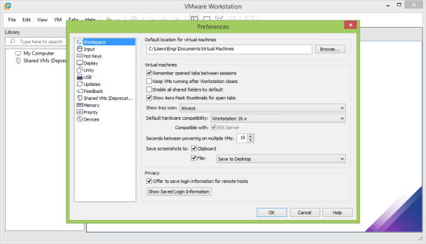 VMware Workstation Pro 16.1.0 Full Serial Key {Latest} Free Download