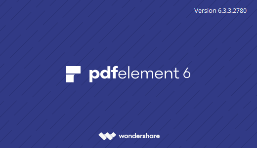 Wondershare PDFelement Pro 6.3.3.2780 Crack & Key Download