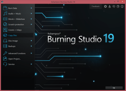 Ashampoo Burning Studio 19 {2018} Keygen + Patch Download