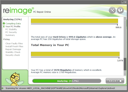 Reimage PC Repair 2018 Serial Key [100% Tested] Download