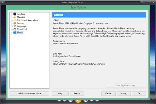 Zoom Player MAX 14.0.0 Keygen + Activator Free Download