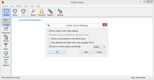 Folder Guard 18.1 Full Patch & Serial Key Download