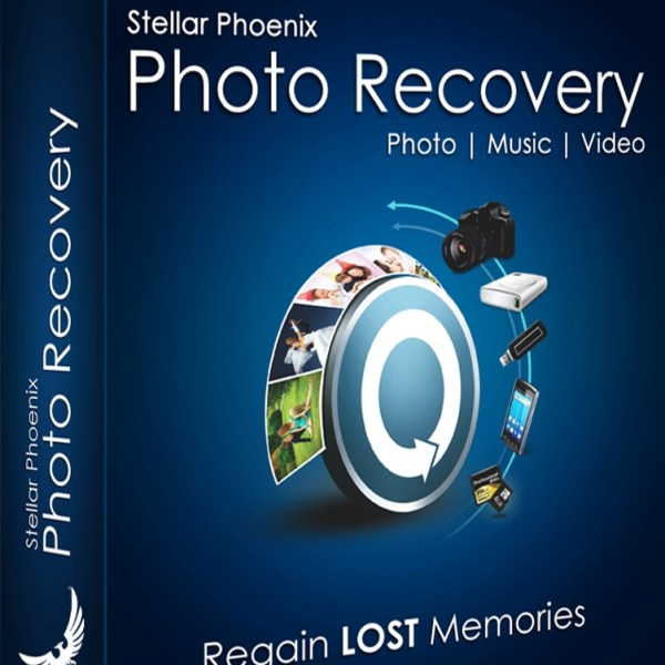 Stellar Phoenix Photo Recovery 8.0.0.0 Crack & Keygen Download