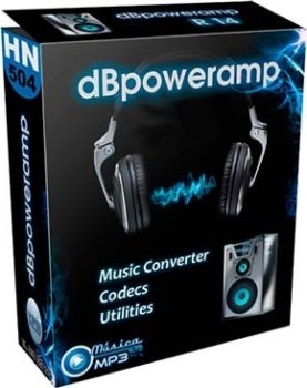 dBpoweramp Music Converter R16.4 Crack + License Key Download