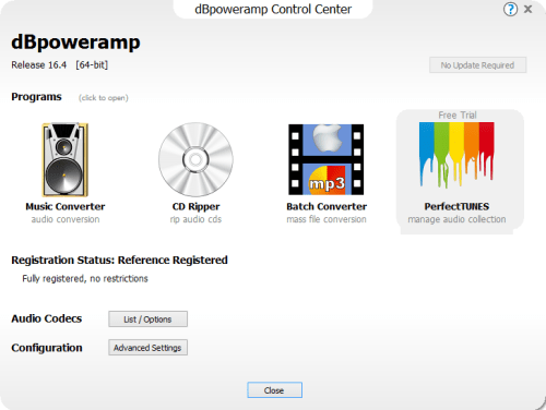 dBpoweramp Music Converter R16.4 License Key + Patch Download