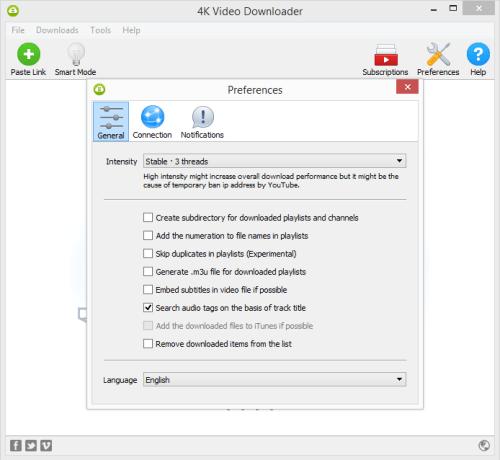 4K Video Downloader 4.4.3.2265 Patch & Serial Key Download