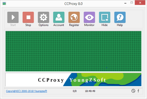 CCProxy 8.0 Build 20180123 License Key & Patch Download