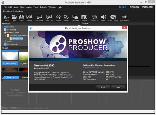 ProShow Producer 9.0.3793 Keygen & Activator Download