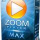 Zoom Player MAX 14.1 Build 1410 Crack & Serial Key Download