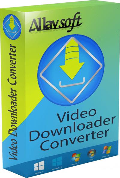Allavsoft Video Downloader Converter 3.15.5.6634 Crack Download