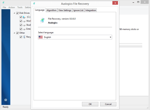Auslogics File Recovery 8.0.6.0 Crack & License Key Download
