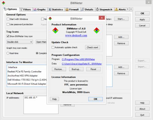 BWMeter 7.4.0 Full Keygen & Activator {2018} Download