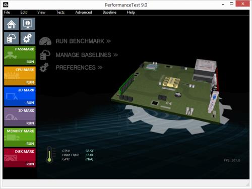 PerformanceTest 9.0 Build 1024 Serial Key & Crack Download