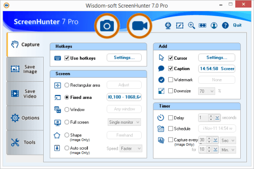 ScreenHunter Pro 7.0.969 Full License Key + Patch Download
