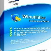 WinUtilities Professional Edition 15.2 Crack + Keygen Download