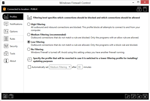 Windows Firewall Control 5.1.1.0 Serial Key & Crack Download