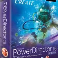 CyberLink PowerDirector Ultimate 16.0.2730.0 Full Patch Download