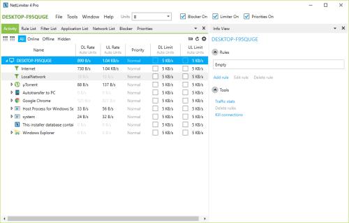 NetLimiter Pro 4.0.35.0 Full Serial Key & Crack Download