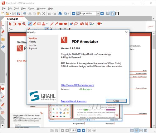 PDF Annotator 6.1.0.620 Full Keygen & Activator Download