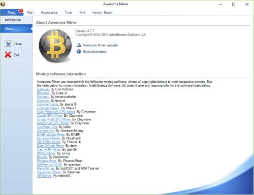 Awesome Miner 4.7.7 Ultimate Plus Keygen & Activator Download