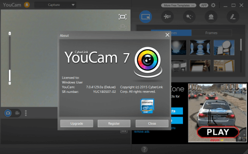 CyberLink YouCam Deluxe 7 0 4129 0 Full Version Cracked Download