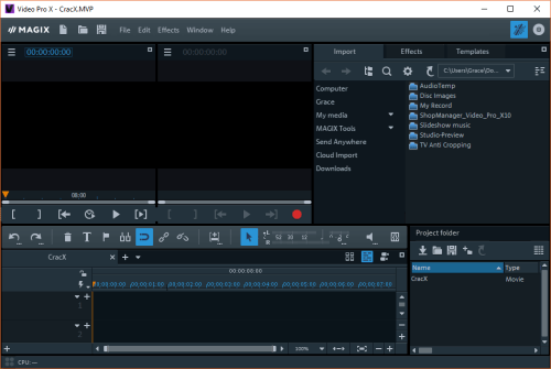 MAGIX Video Pro X10 16.0.1.236 Serial Key + Patch Download