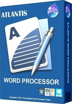 Atlantis Word Processor 3.2.5 Crack + License Key Download