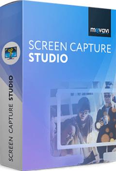 Movavi Screen Capture Pro 9.5.0 License Key + Crack Download