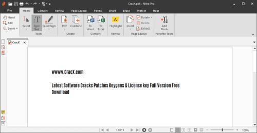 Nitro Pro Enterprise 12 0 0 113 Keygen & Crack Download