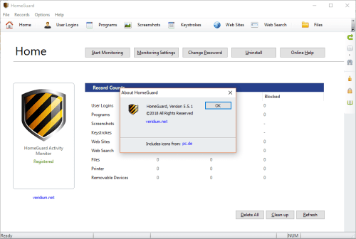 HomeGuard Professional 5.5.1 Full Keygen & Activator Download
