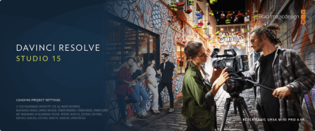 DaVinci Resolve 15.2.0.33 Full Crack & Serial Key Download