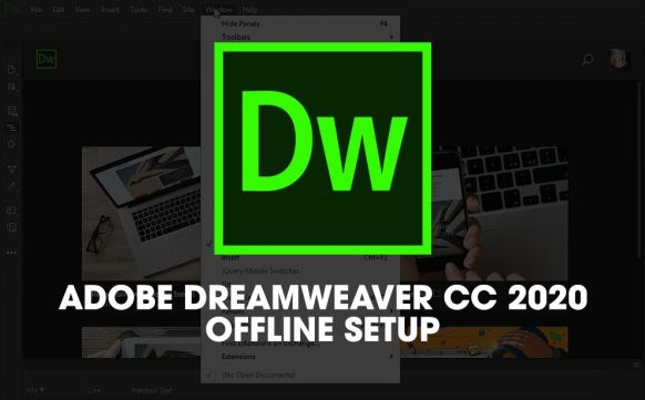 Adobe Dreamweaver CC v20.2.0.15263 Crack Plus Keygen 2020 Download