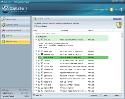 SpyHunter 4 Crack + License Key [Emails and Passwords Too]