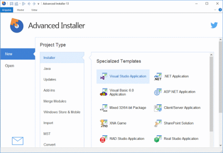 Advanced Installer Architect 14.0.2 Patch & Serial Key Download