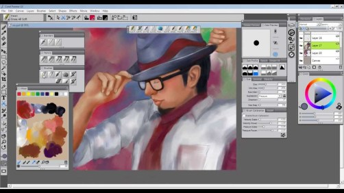 corel painter x3 serial number and activation code