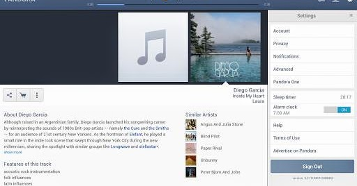 Pandora One APK APPs V6.6 Download Free