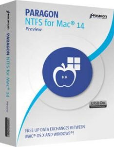 Paragon NTFS 14 Final Incl Crack Mac OS X Download