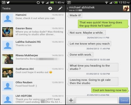 Textra SMS APK 3.20 File Download for Android