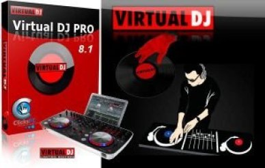 Virtual DJ Pro 8 Crack Mac + Serial Number 100% {Working}