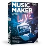 Magix Music Maker 2018 Premium Serial Number / Crack Free