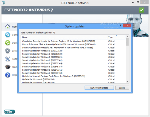 ESET NOD32 Antivirus 14.0.22.0 Crack + License Key [LATEST]