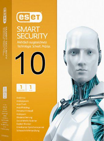 ESET Smart Security 10 Key & crack full version