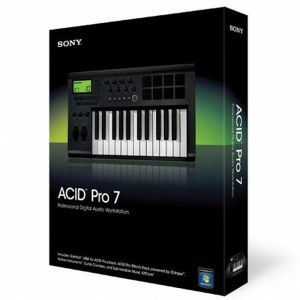 Sony ACID Pro 7 Crack + Serial Number Free Download