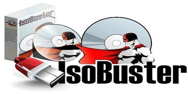 IsoBuster 4.1 Crack + Serial Key Free Download