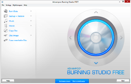 Ashampoo Burning Studio 21.0.0.33 Crack With Serial Key 2020 Download